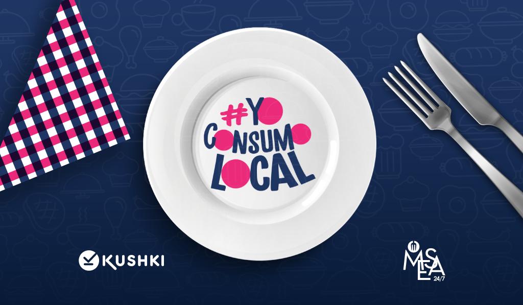 #YoConsumoLocal: una alternativa para nuestros restaurantes
